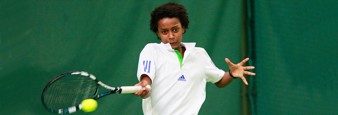 Ymer Tennis player